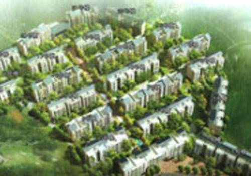 简阳市河东花园(546户)