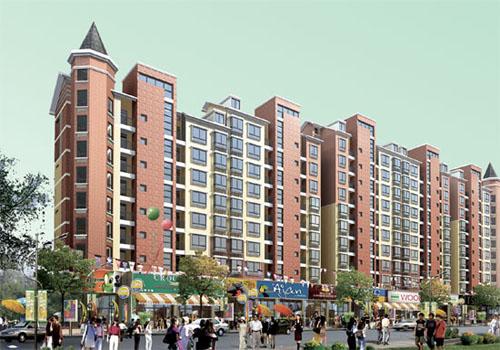 北京市清上园小区(666户)