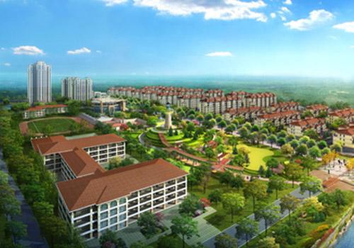天津市渤龙国际公寓