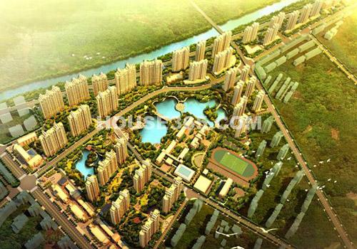 芜湖市金域蓝湾(560户)