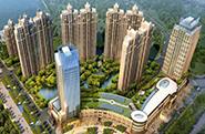 武汉市沿海国际中心(1258户)