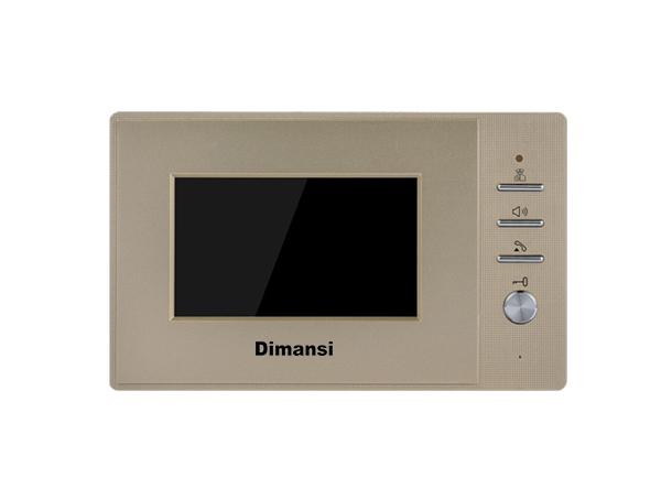 4.3寸彩色分机(DMS-08FC31V)
