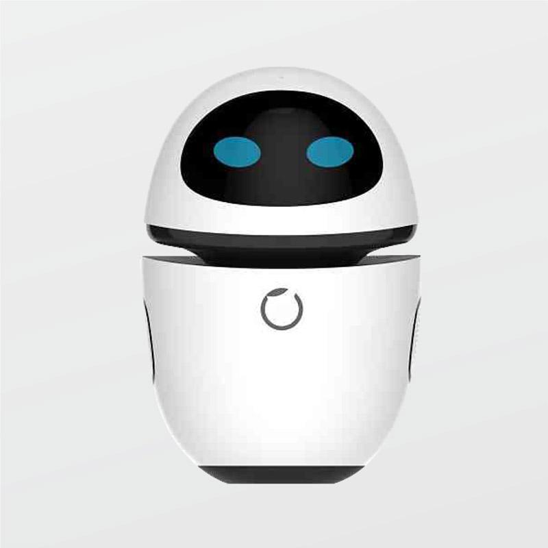 智能机器人--小白