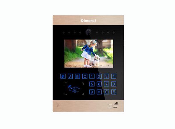 数字人脸识别主机(DMS-08DS01G)
